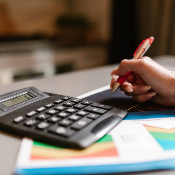 how to calculate financial yield